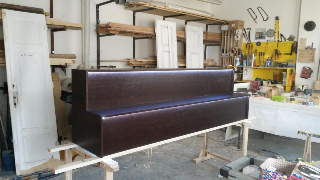 Výroba DTD (dřevotříska a lamino)6