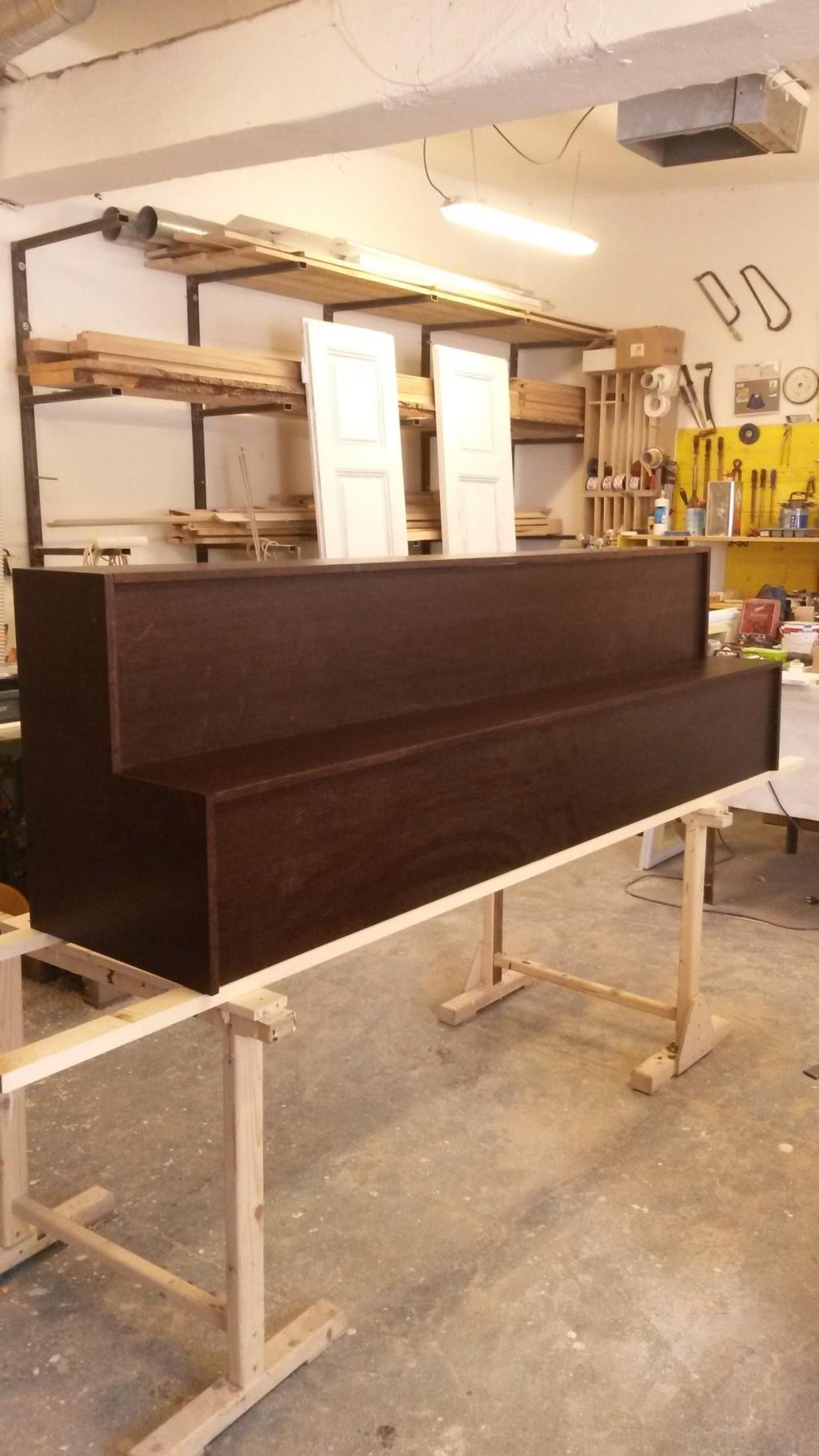 Výroba DTD (dřevotříska a lamino)7