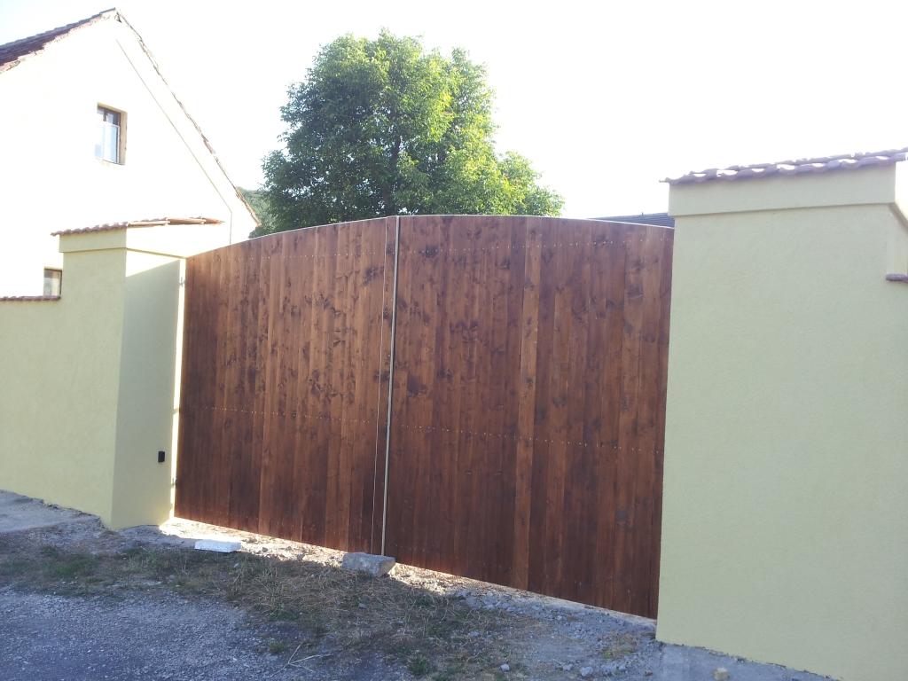 Výroba dveří z masivu17