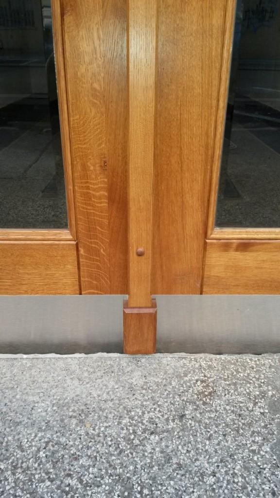 Výroba dveří z masivu29