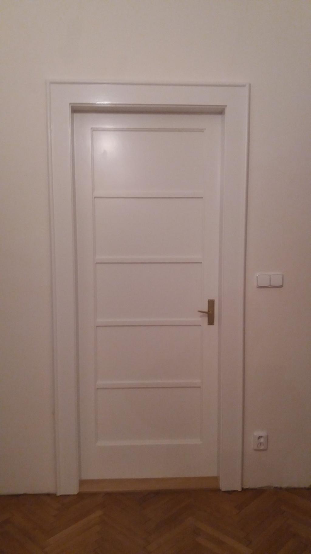 Výroba dveří z masivu6