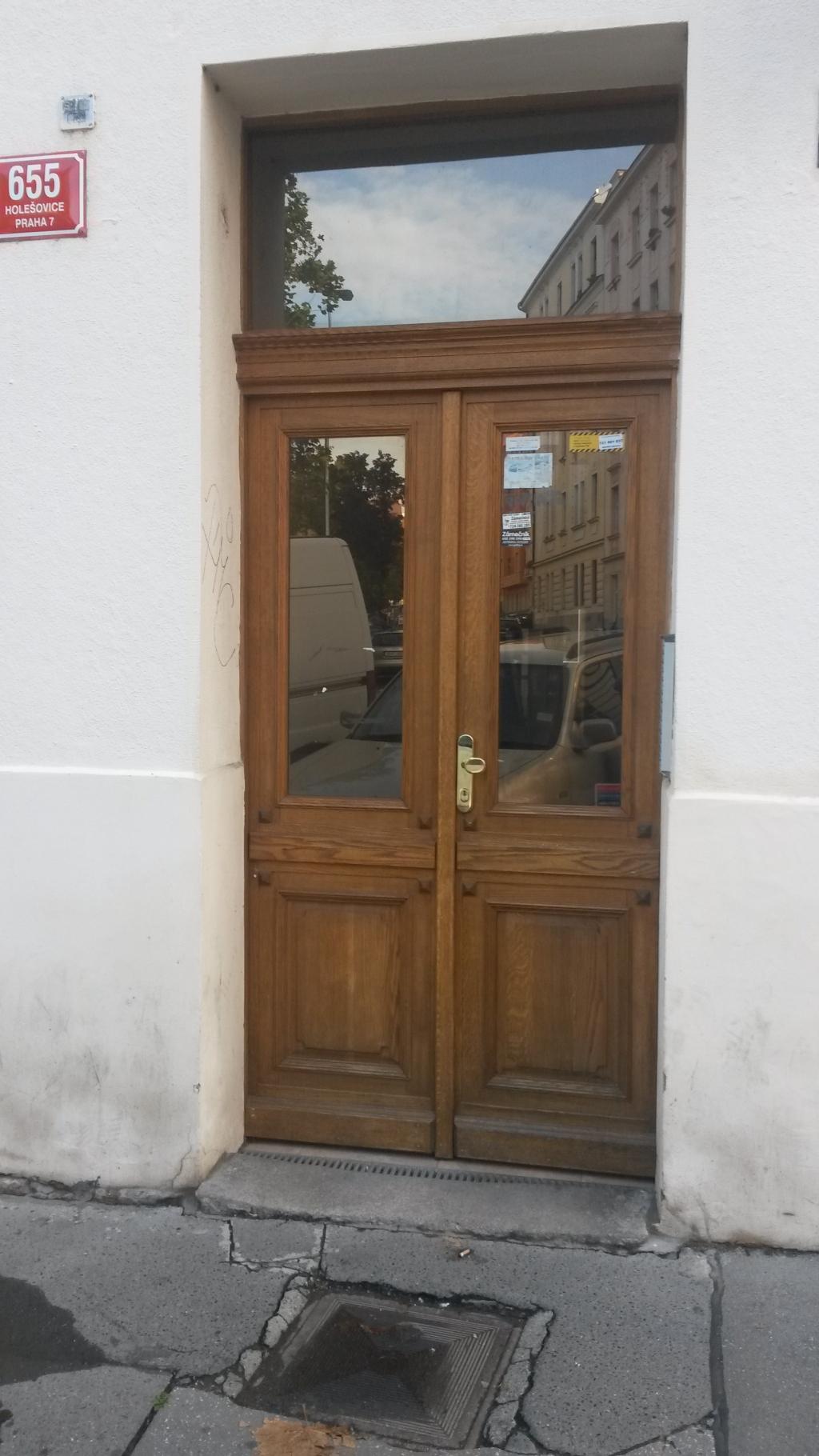 Výroba dveří z masivu9